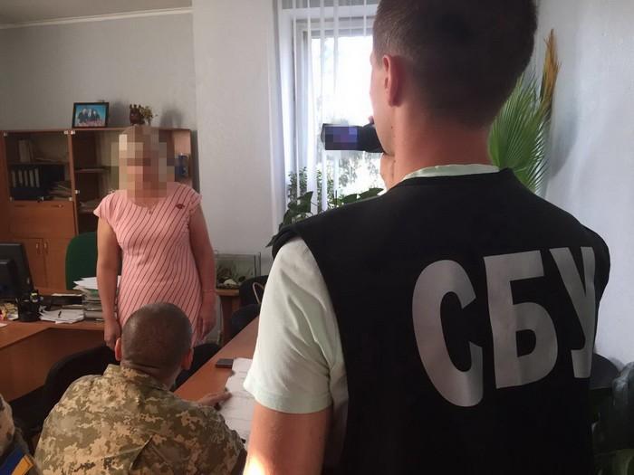 ВНиколаевской области правоохранители задержали навзятке заместителя главы города Первомайска
