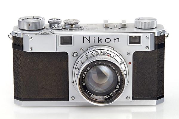 Один из старейших фотоаппаратов Nikon продали почти за $0,5 млн