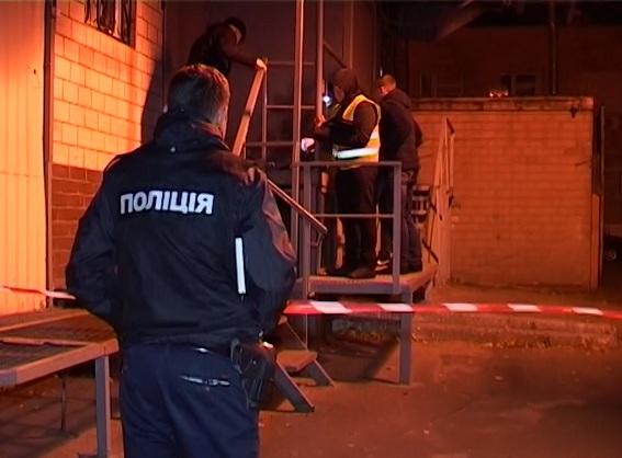 Подозреваемый в дезертирстве погиб от взрыва в Киеве: фото, видео