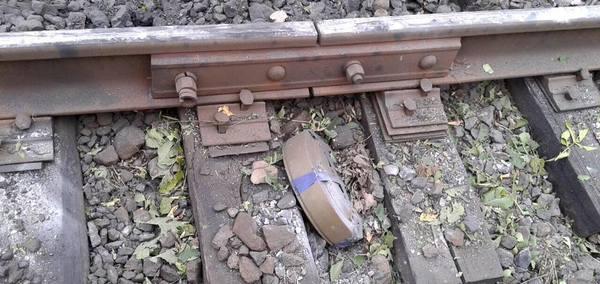 подрыв поезда Луганщина