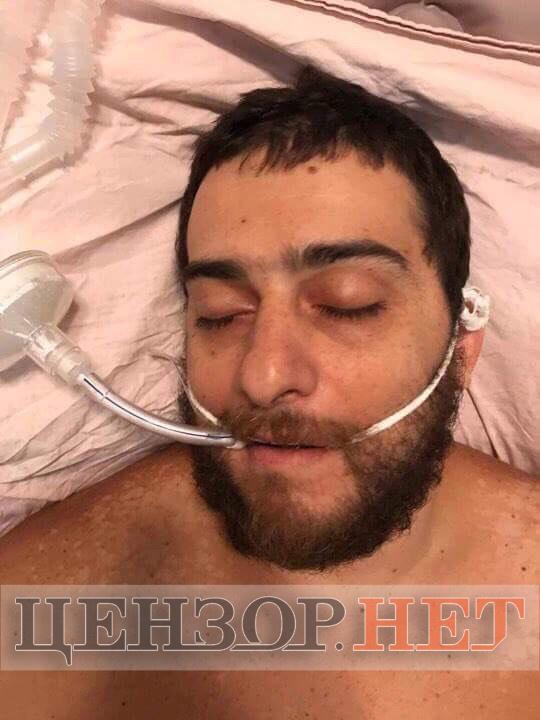 В центре Днепра убиты два участника АТО и ранен их адвокат: фото