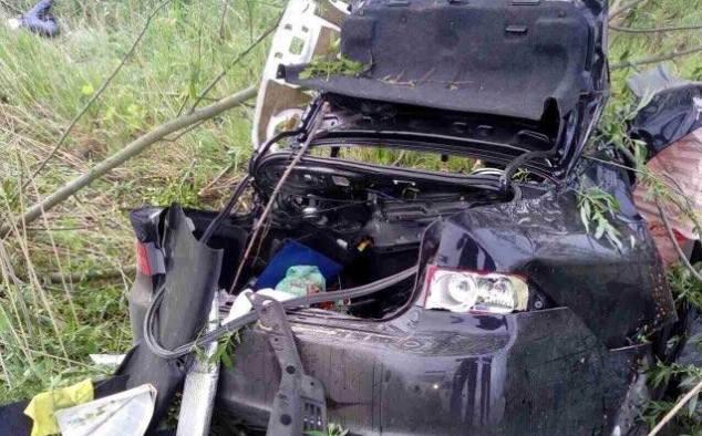 Врезультате происшествия надороге под Киевом погибли три человека