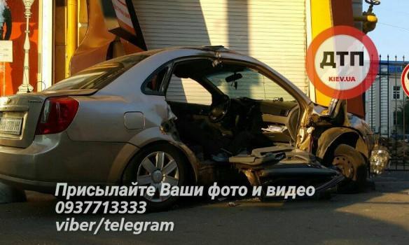 Прокуратура подозревает патрульного в смертельном ДТП в Киеве