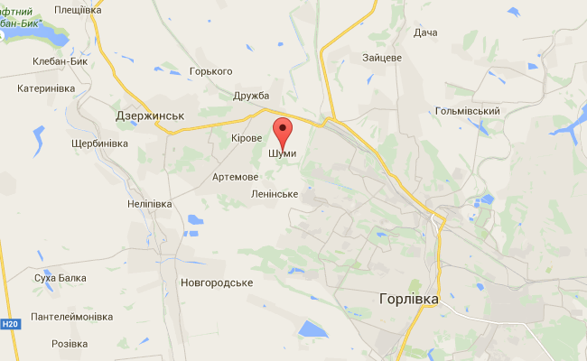 Под Горловкой наемники атаковали силы АТО и понесли потери - ИС