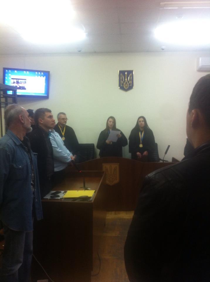 Евромайдан, день 51-й: хроника