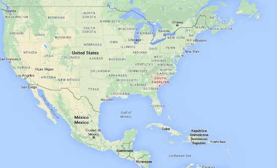 В Южной Каролине в результате мощного урагана  погибли 8 человек