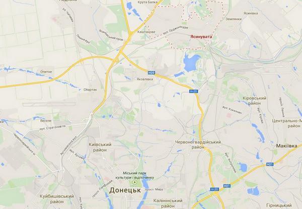 Силы АТО зачищают Ясиноватую, идут бои в Иловайске - Тымчук