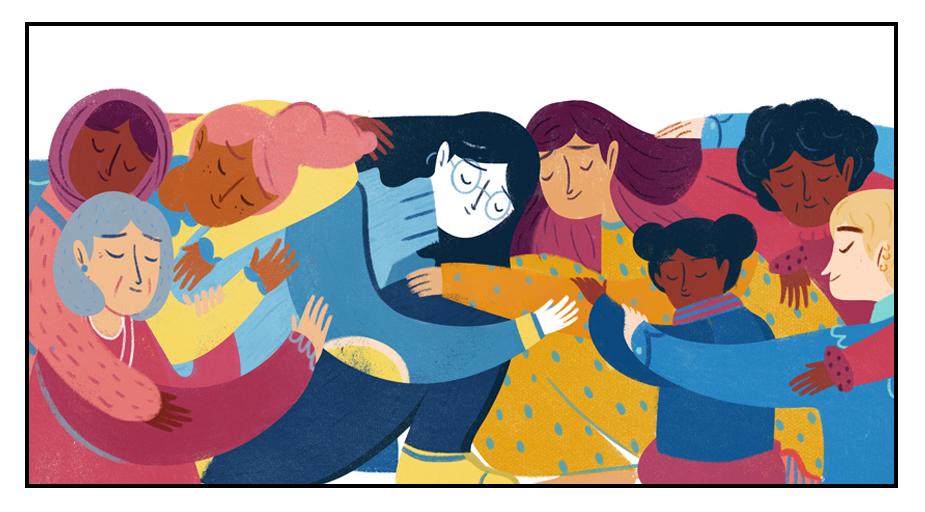 Женский день: Google посвятил дудл известным художницам