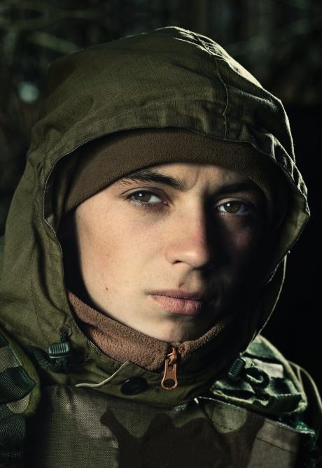 Боец ВСУ награжден за мужество: продолжал бой, получив ранение