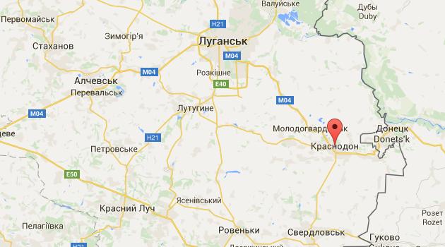 В оккупированный Краснодон идет особо важный груз из России - ИС