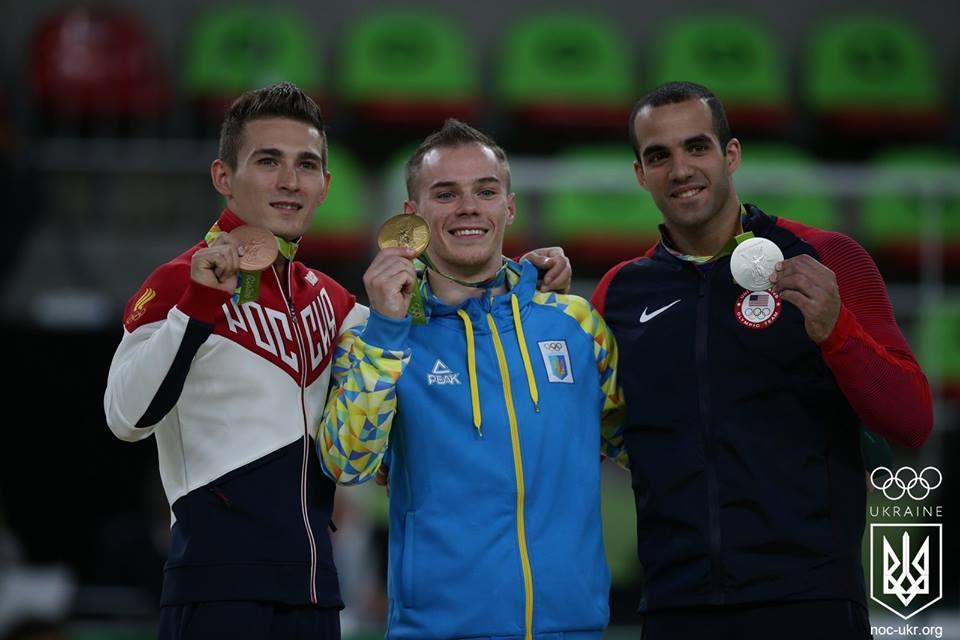 Как Верняев завоевал первое украинское золото: фото, видео
