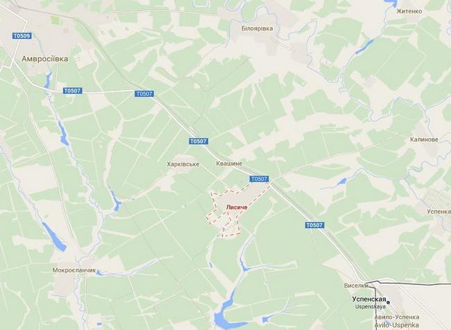 Силы АТО уничтожили 2 колонны боевиков в Донецкой области - СНБО