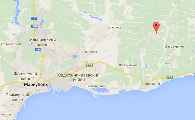 Под Мариуполем силы АТО сорвали прорыв российских войск - ИС