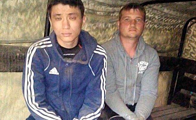 Случайно попавших вУкраинское государство русских таможенников арестовали на15 суток