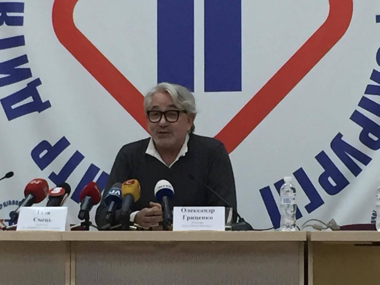Журналисты споют в поддержку Центра детской кардиологии