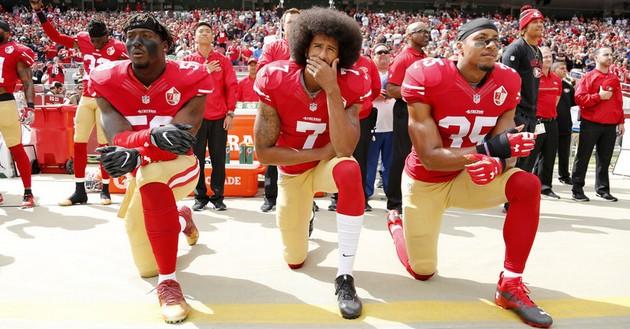 Научим родину любить: Трамп раскритиковал бунтующих игроков НФЛ