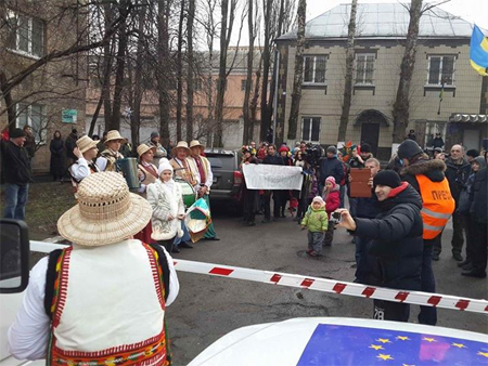 Евромайдан, день 48-й: хроника