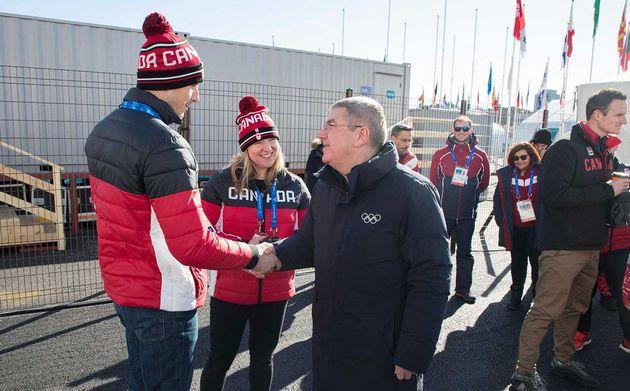 ВПхенчхане открылась Олимпийская деревня