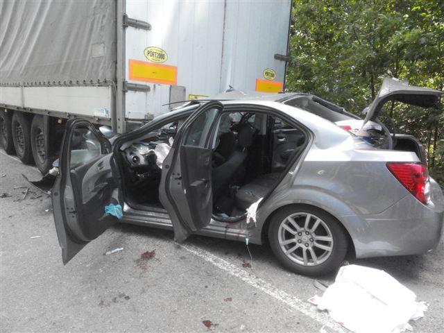 У ДТП під Черкасами загинули 3 дорослих та малюк: відео