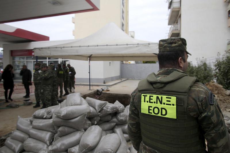 В Греции эвакуировали 70 тыс человек: нашли снаряд Второй мировой