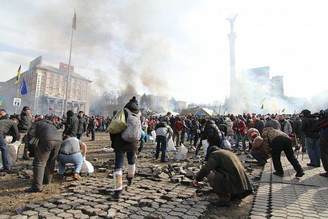 Евромайдан, день 90-й: обновляется