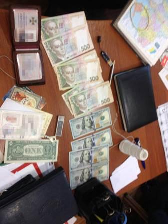 В Запорожье задержаны двое оперативников и следователь СБУ
