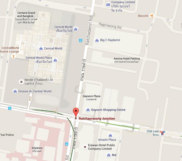 В центре Бангкока прогремел мощный взрыв, 12 погибших
