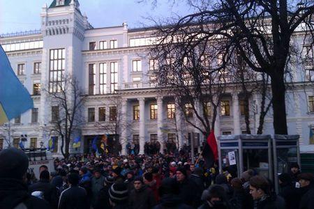 Евромайдан, день 13-й: хроника