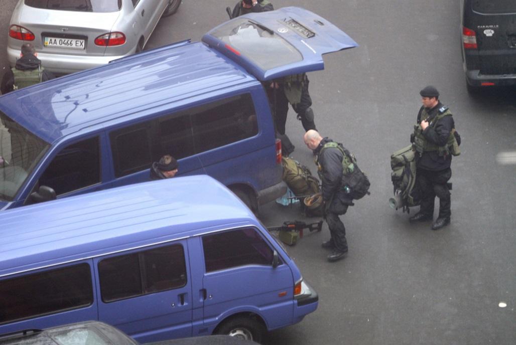 """Кто расстреливал Майдан. Допрос командира """"Альфы"""""""