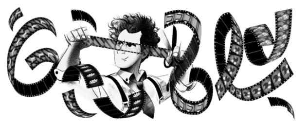 Google посвятил дудл выдающемуся режиссеру Сергею Эйзенштейну