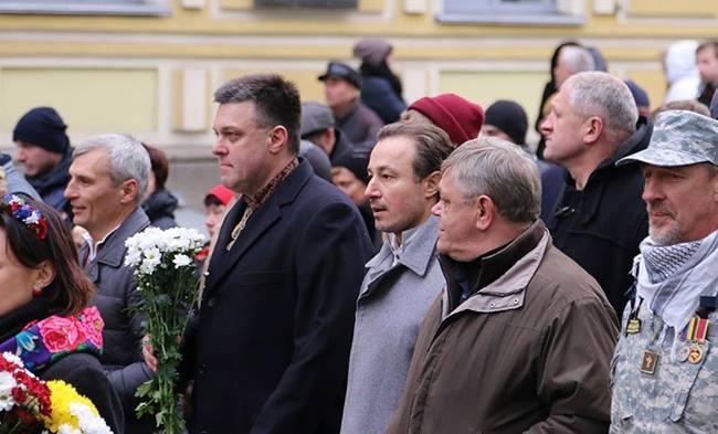 Игорь Кривецкий: Сцена Майдана сейчас у меня, ждет своего часа