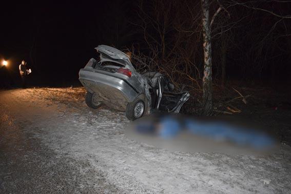 Нетрезвый шофёр БМВ устроил ДТП вВинницкой области. Погибли двое