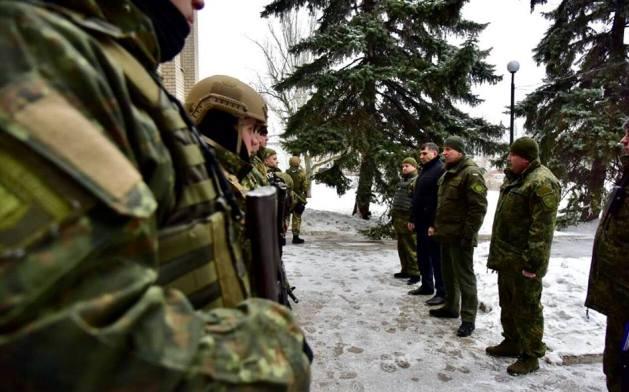 Вовзятом под контроль ВСУ Новолуганском заработал пункт милиции