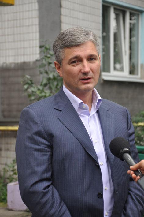 Кужель заявила, что ей угрожал депутат Киевсовета Лищенко