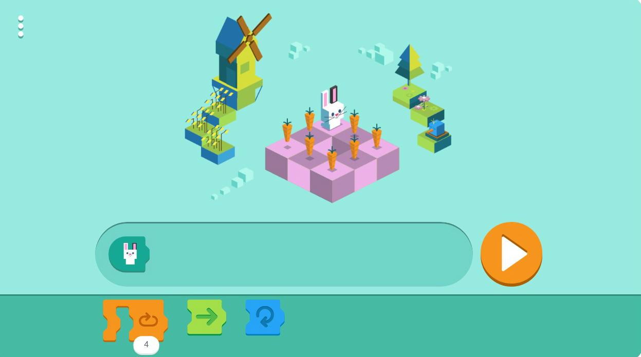 Google выпустил интерактивный дудл вчесть 50 лет программирования для детей