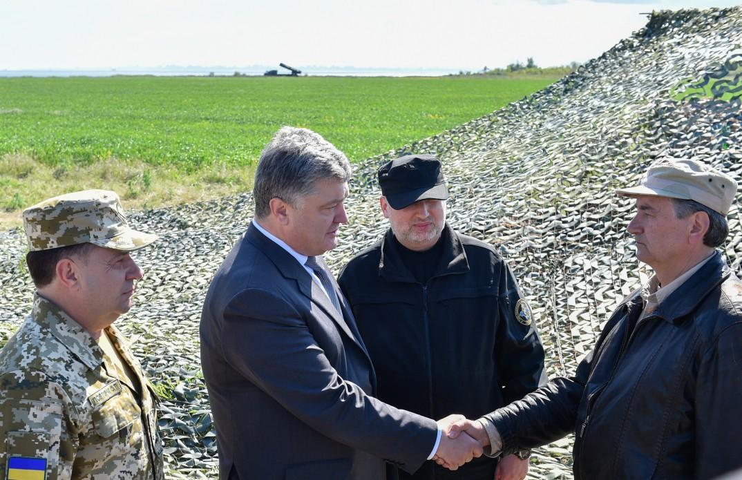 В Одесской области испытали новейшую украинскую ракету: видео