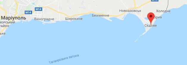 В Донбассе боевики из Седово сделали закрытую зону у моря - ОБСЕ