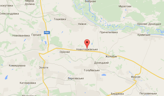 В Луганской области боевики пытались проникнуть в тыл ВСУ