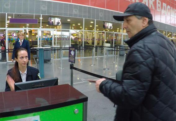 Российский вор в законе Дато Тобольский был выдворен из Украины