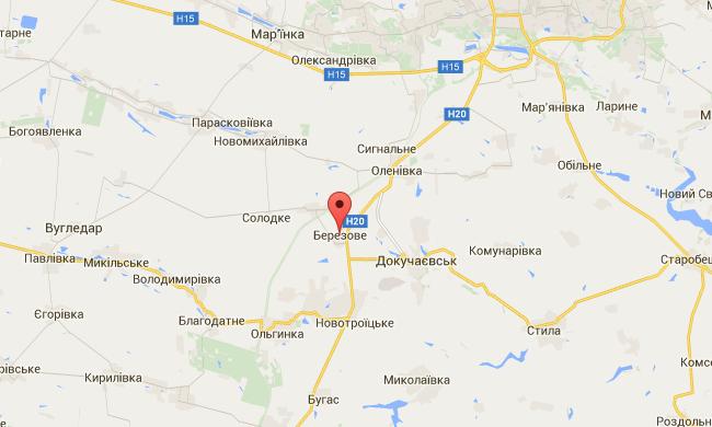 В Донецкой области сотрудники СБУ задержали агента ФСБ: видео