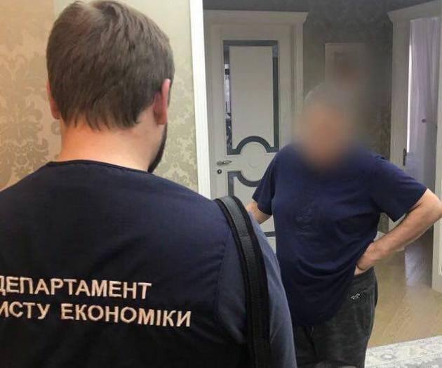 Задержан экс-губернатор Луганской области, найдено $3,8 млн: фото