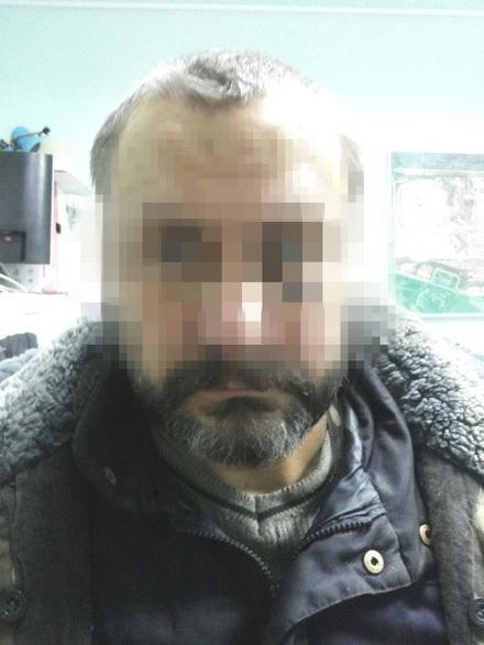 """В Донбассе задержан диверсант из карательного отряда """"Беркут"""""""
