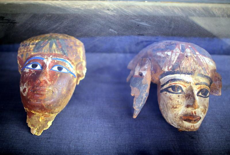 В Египте в гробнице обнаружили мумию возрастом 3,5 тысячи лет