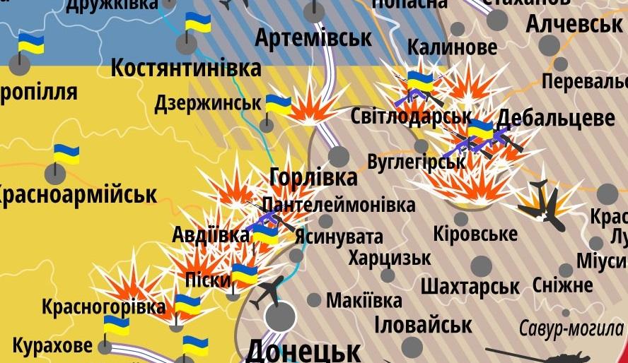 Росія заплатить за штурм Дебальцеве новими санкціями