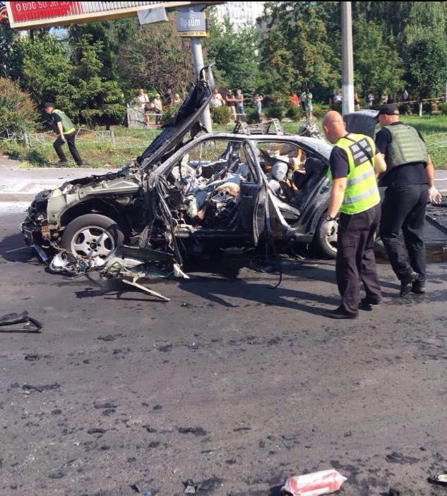 Убийство командира спецназа в Киеве: все подробности