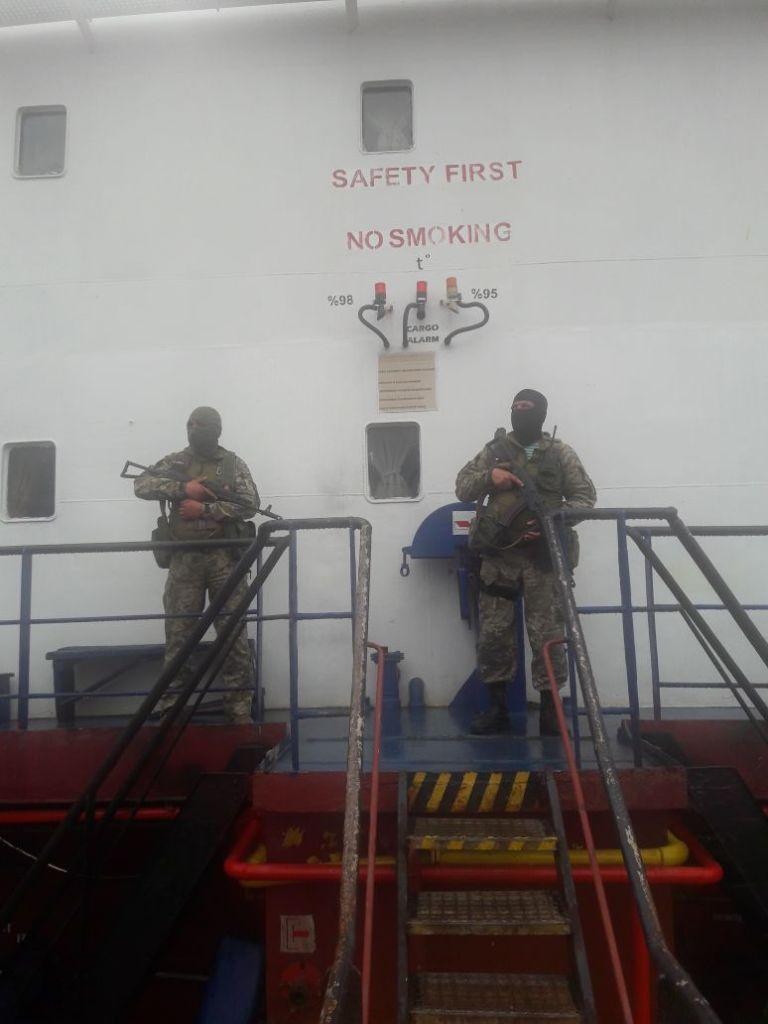 Під Одесою затримали судно, яке переправляло людей до Криму
