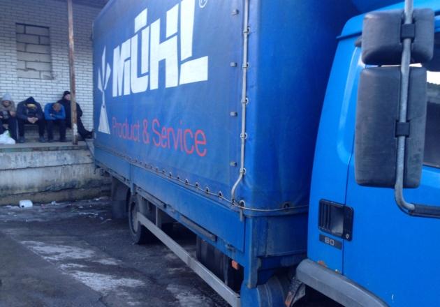 В Киеве ликвидирован подпольный цех по производству алкоголя