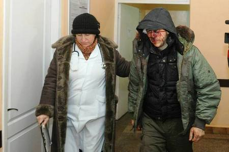 Милиция Черкасс хочет забрать раненых из больницы - СМИ