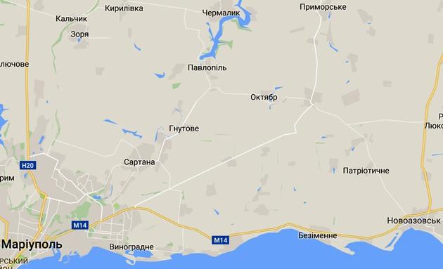 Морпехи в Приазовье рассказали о работе в снайперской паре: видео