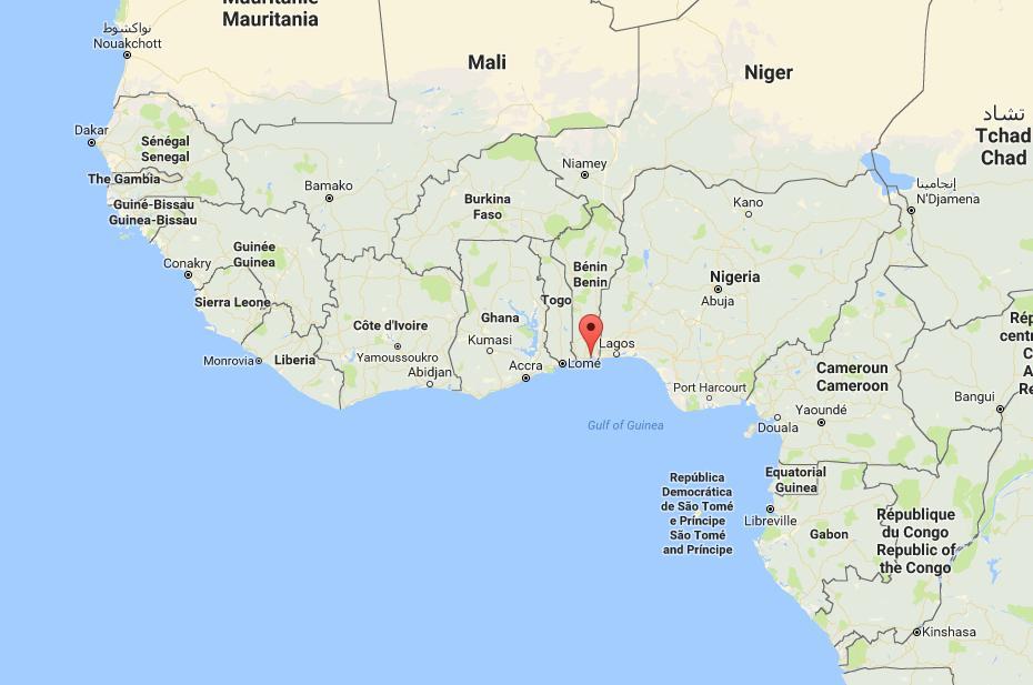 МИД: пока нет данных об украинцах на захваченном у Бенина судне